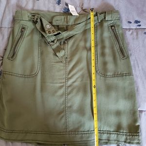 Loft cargo skirt size 10